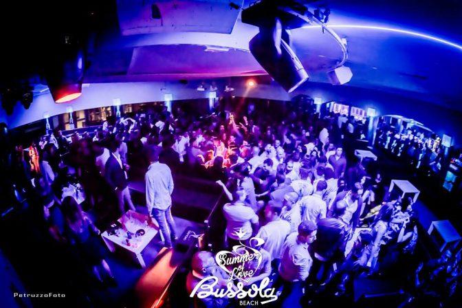 discoteca inaugurazione bussola