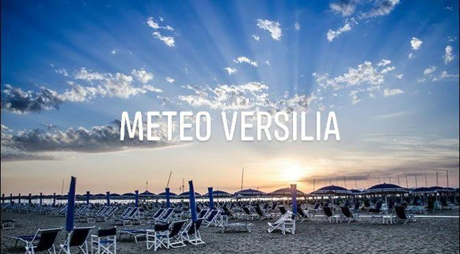 meteo versilia
