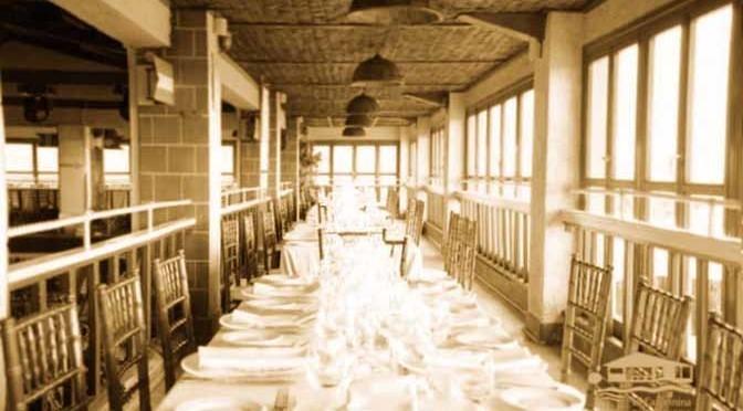 discoteche versilia ristorante