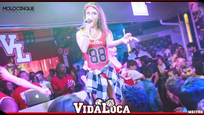 reggaeton vida loca