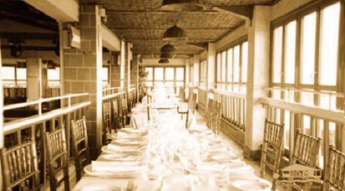 ristorante capannina forte dei marmi