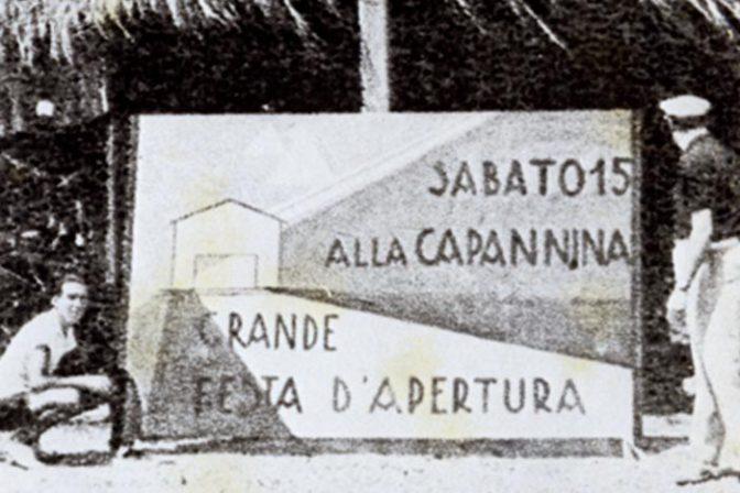 inaugurazione capannina