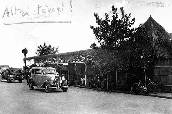 la capannina di franceschi anni 30