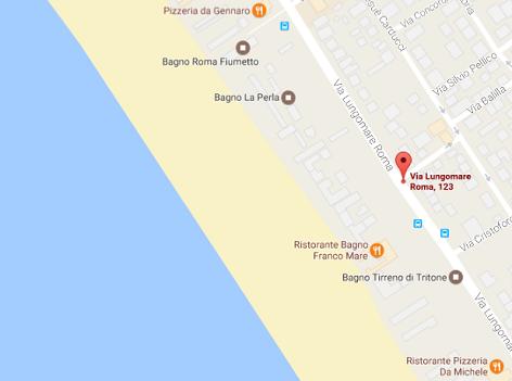 indirizzo ostras beach club