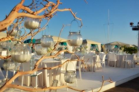 ostras beach matrimonio