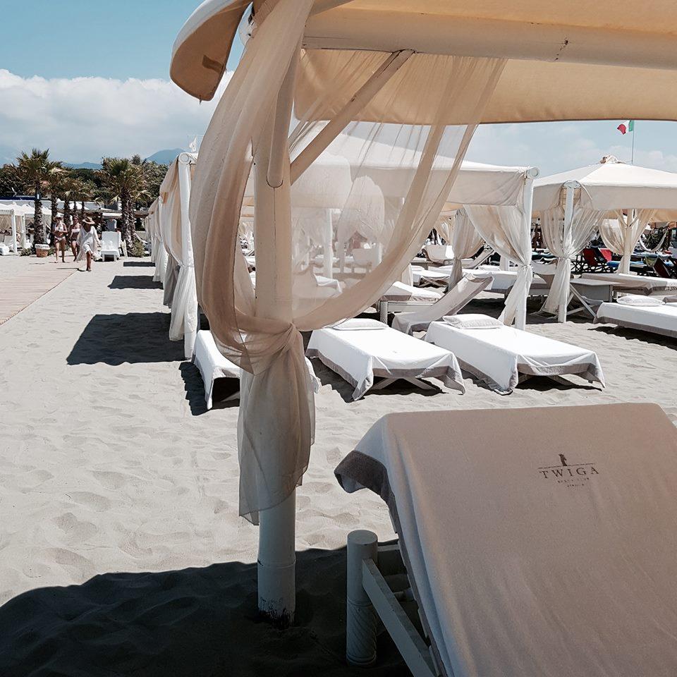 spiaggia twiga beach