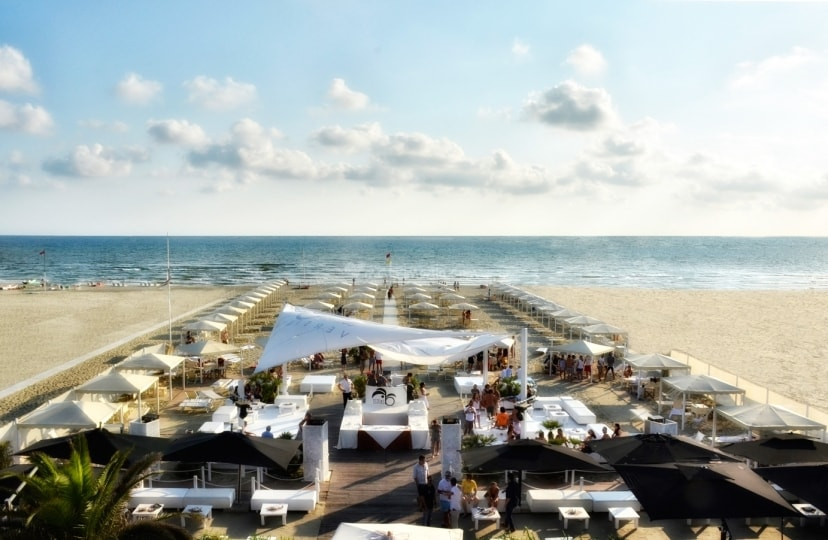 spiaggia ostras beach