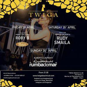 venerdi sabato domenica Twiga Beach Club