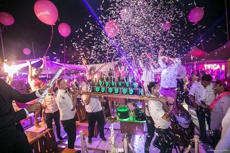 discoteca twiga beach club prezzi