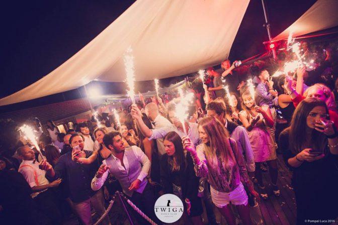 discoteca twiga beach feste