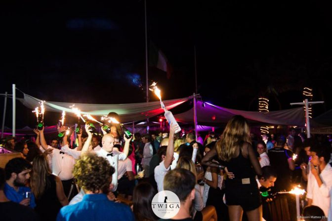 discoteca twiga estate