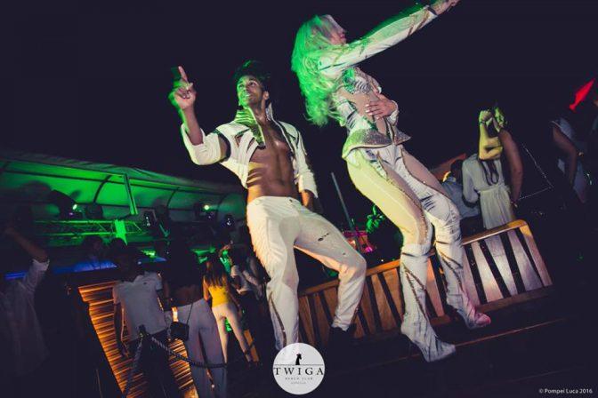 discoteca twiga spettacolo