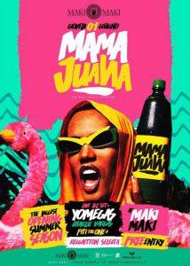 mamajuana reggaeton estate viareggio