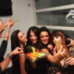 selfie ostras beach club
