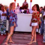 aperitivo ostras beach fashion