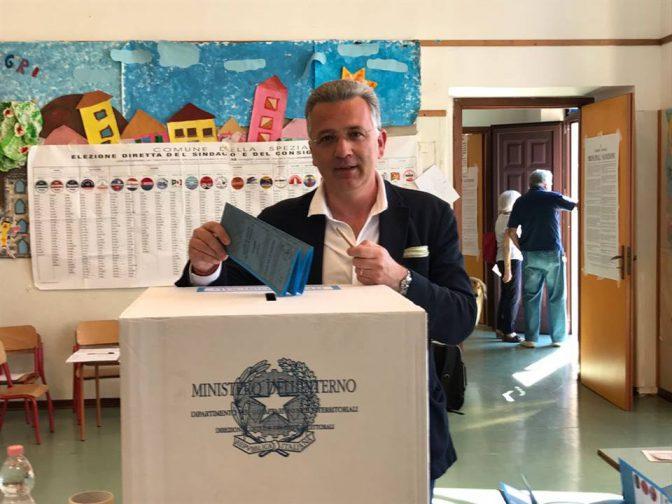 ballottaggio spezia votazioni