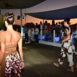 foto ostras beach fashion show