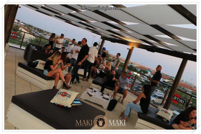 happy hour viareggio maki maki