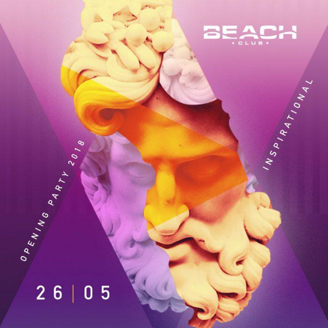 inaugurazione beach club