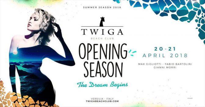 inaugurazione discoteca twiga