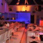 ristorante ostras al coperto