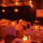 ristorante ostras beach al coperto