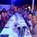cena ostras beach club