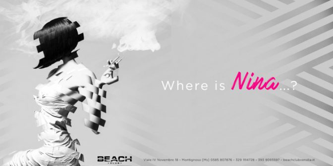 where is nina ferragosto beach club