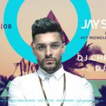 jay santos beach club ferragosto in versilia