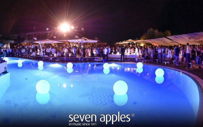 ferragosto versilia seven apples