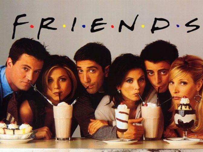 friends sigla musica anni 90