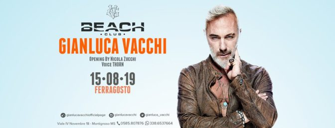 gianluca vacchi beach club