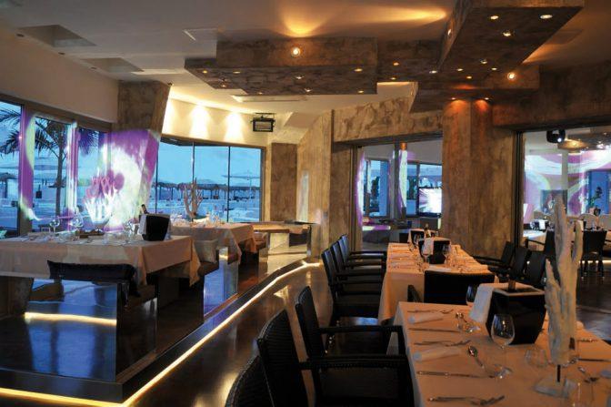 ristorante beach club