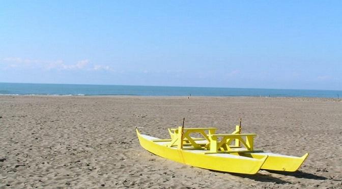 spiagge in versilia