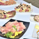 aperitivo a buffet versilia ostras viareggio