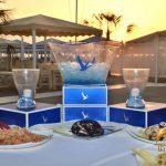aperitivo sulla spiaggia ostras viareggio
