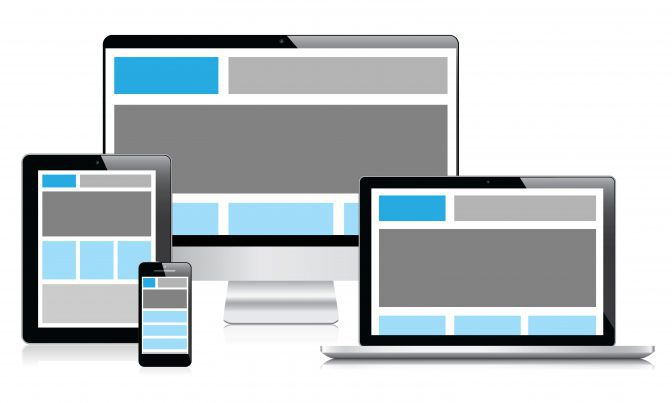 computer portatile smartphone tablet ottimizzare un sito web