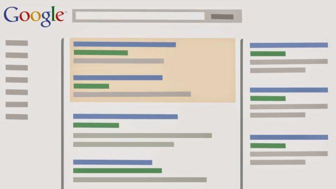 google serp ottimizzare un sito web