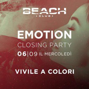 mercoledi beach club
