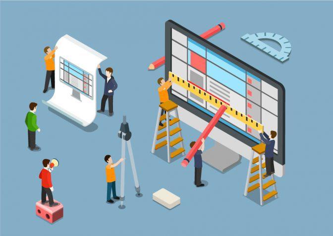 navigazione ottimizzazione un sito web