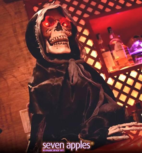 discoteca halloween seven