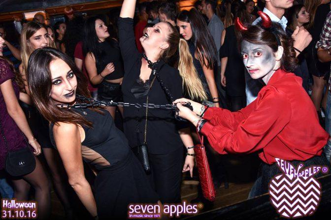 feste di halloween in discoteca