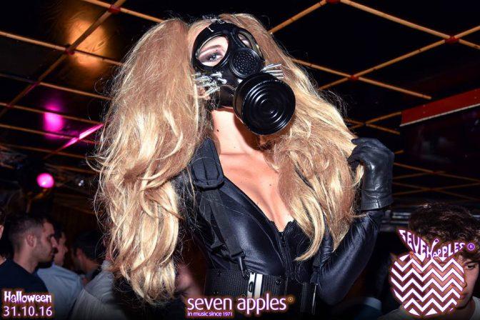 feste in maschera halloween seven