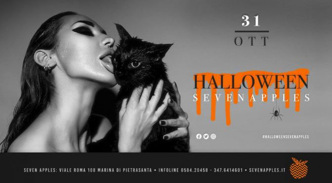 halloween versilia seven
