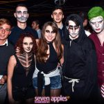serate halloween seven apples