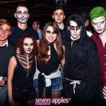 serate halloween seven apples