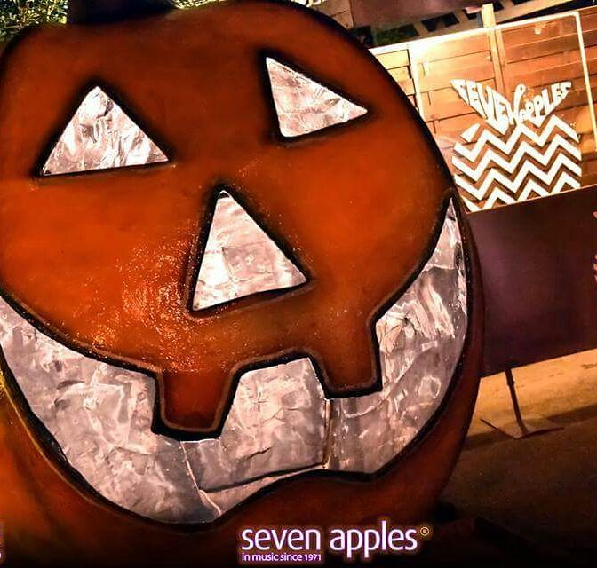 versilia halloween seven
