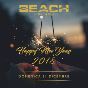 capodanno beach club 2018