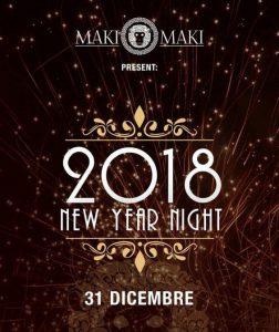2018 maki maki capodanno