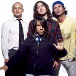 discoteca reverse Red Hot Chili Peppers